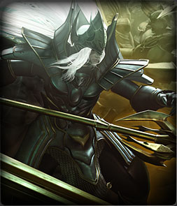 Dark  Lord. Дополнительный персонаж MU Online